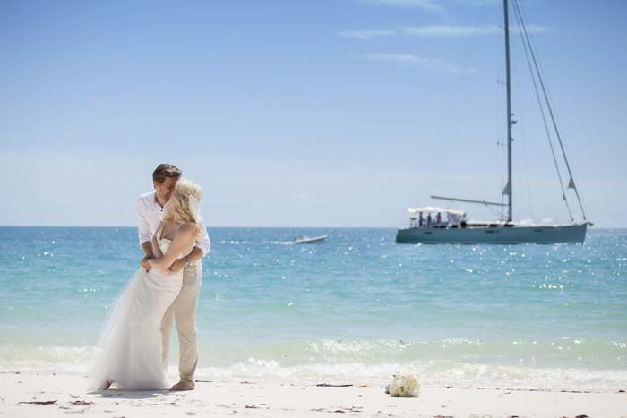 Winter Wedding Bliss In The Whitsundays