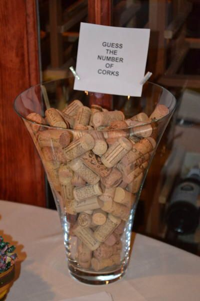 How many corks game!
