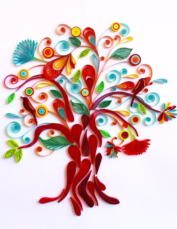 Aquí está tu oportunidad de poseer esta obra maestra única - primero de es tipo en el mundo. Este arte de la pared impresionará a tus amigos, familia y los visitantes y, como sueño Si las paredes pudieran hablar, oooh dicen que quiero más  El árbol de la vida explota con colores que simboliza el cultivar muchas y nutrir los aspectos de la vida. Las raíces van profundas y fuerte proporciona la Fundación que sostiene la vida y los rendimientos de la fruta.   Detalles y dimensiones  Colores…