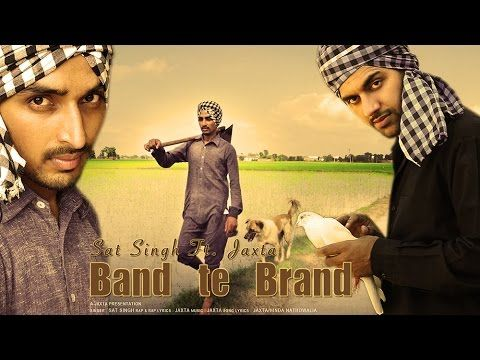 Band Te Brand | Sat Singh Feat Jaz Buttar | Latest Punjabi Songs 2015 ( VFX V...