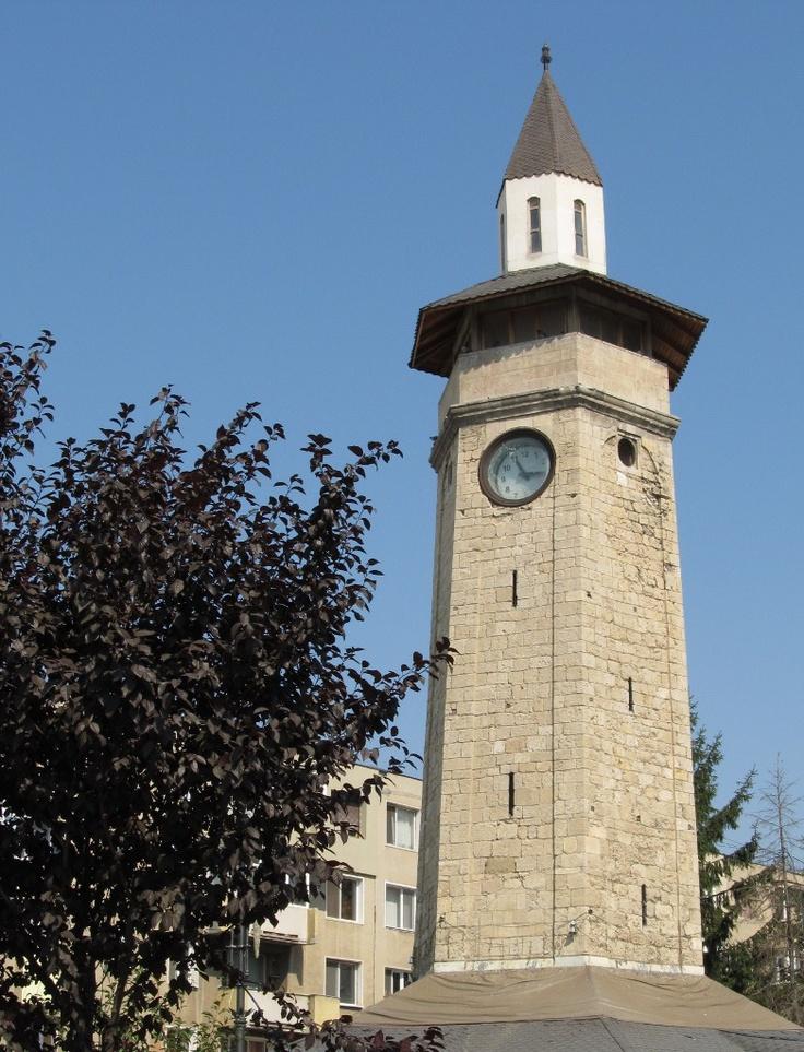 Giurgiu's representative landmark...