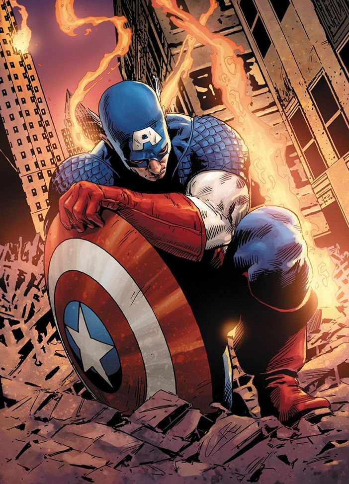 Captain America by Cliff Richards.
