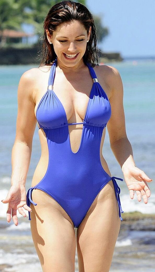 Masajevia  Kelly Brook Bikini, Kelly Brook, Kelly-3510
