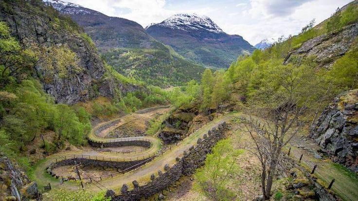 Dette er Norges vakreste vei - Aftenposten reise
