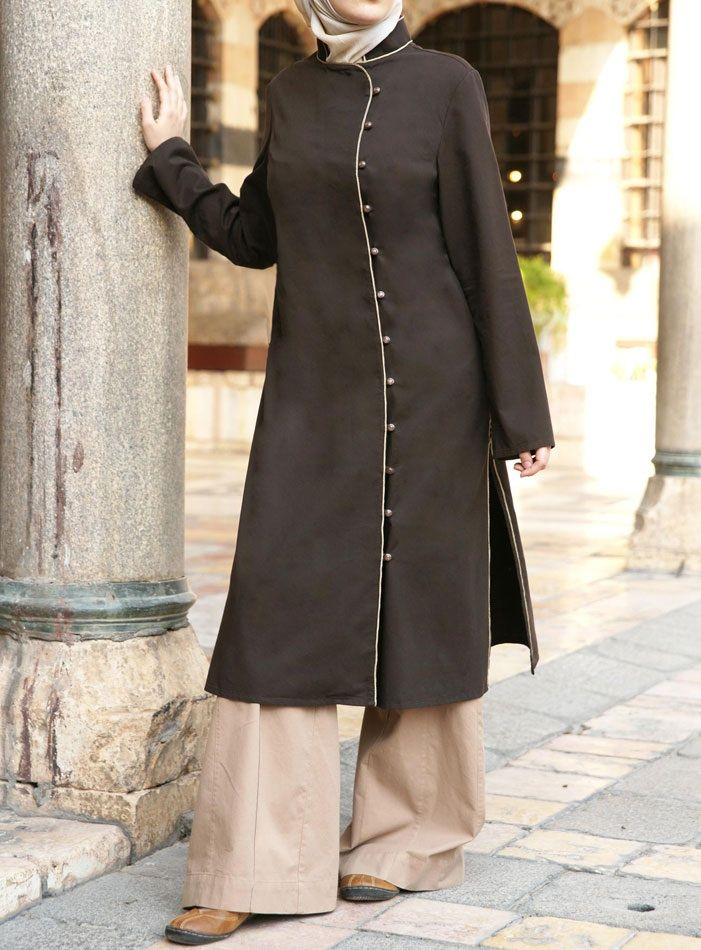 Pleiku Tunic Save 44%  An exquisite tunic featuring twine embroidery. Fantastic for occasions where you want to look stunning, but remain modest.