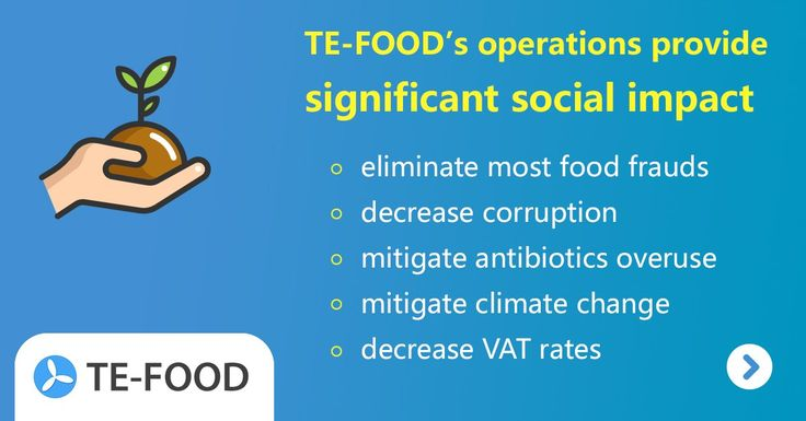 Social impacts of TE-FOOD