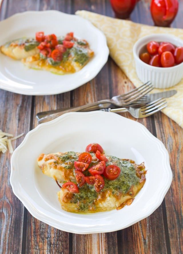 1000+ ideas about Pesto Tilapia on Pinterest | Pesto, Greens Recipe ...