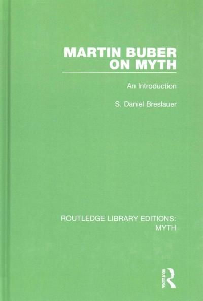 Routledge Library Editions Myth