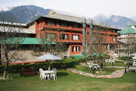 Hotels manali India