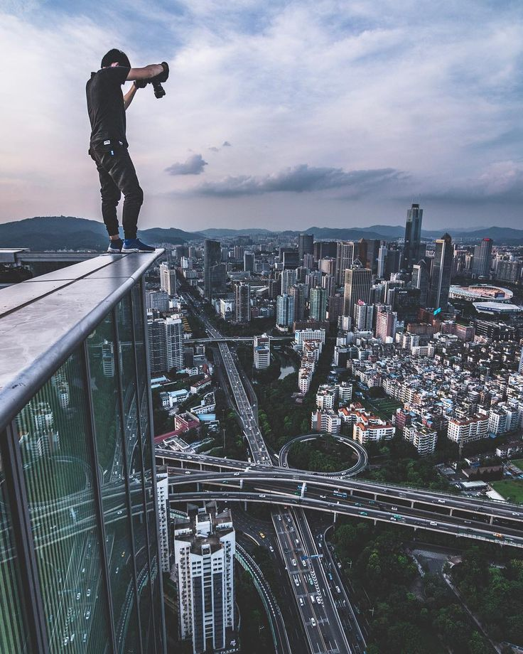 Insane Photos of Hong Kong Taken From The Rooftops by Nicholas Ku #photography