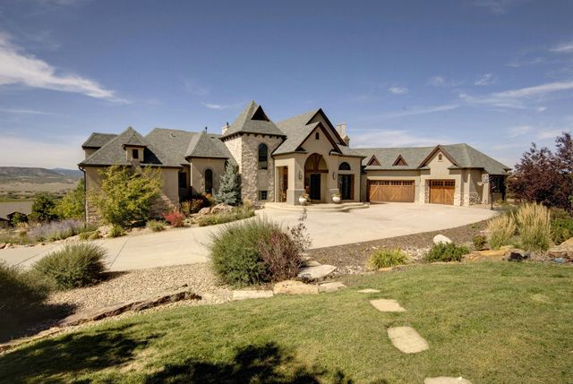 118 best images about luxury homes castle rock co on pinterest for Castle rock house