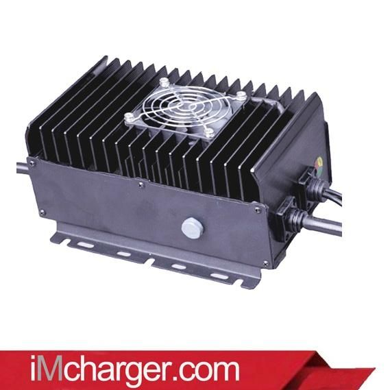 72V 25A vehicle battery charger