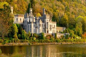 Kylemore Abbey and Gardens   Attractions - Historic Houses and Castles   All Ireland - Republic of Ireland - Galway - Kylemore   Discover Ireland