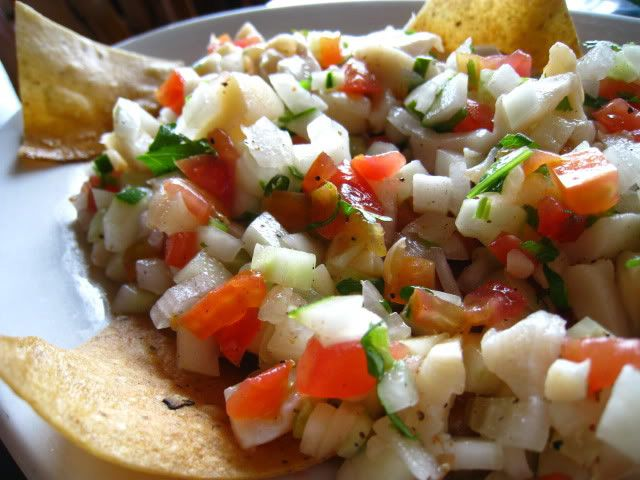 Conch Salad (Ceviche) | Keys Fisheries Fresh Seafood Market