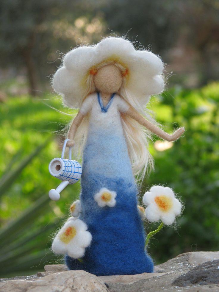 hadas de lana waldorf - Buscar con Google