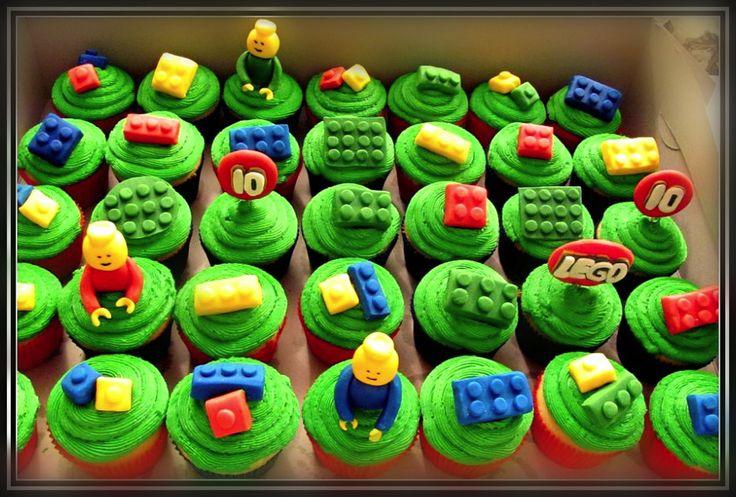 LEGO CUP CAKE - Buscar con Google