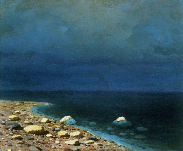 Arkhip Ivanovich Kuindzhi. Sea. Архип Иванович Куинджи. Море