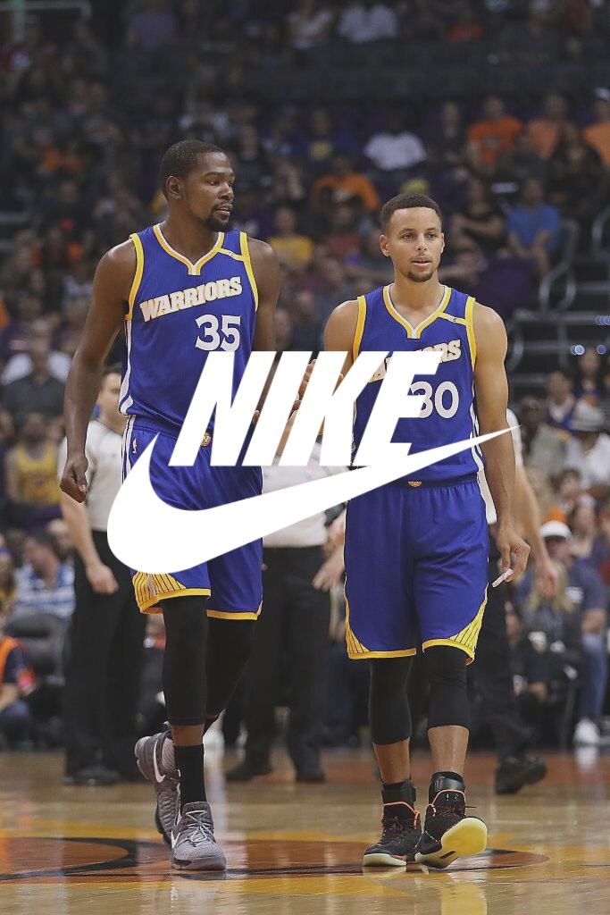 #Nike #Wallpaper #KD #KevinDurant #StephenCurry #Warriors #GoldenState