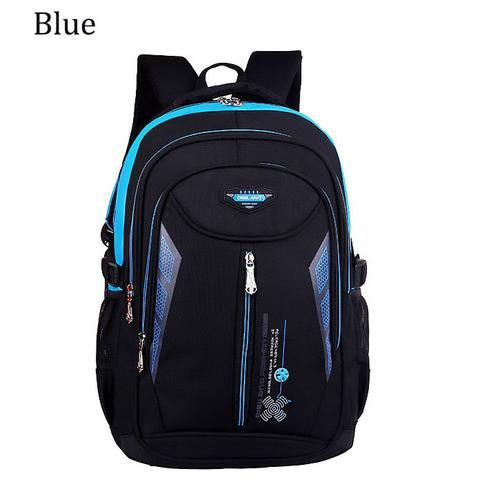 31266d0d70 New Bags 2018 School Bags For Boys High Quality Children Backpacks Primary  School Backpacks Mochila Infantil Zip