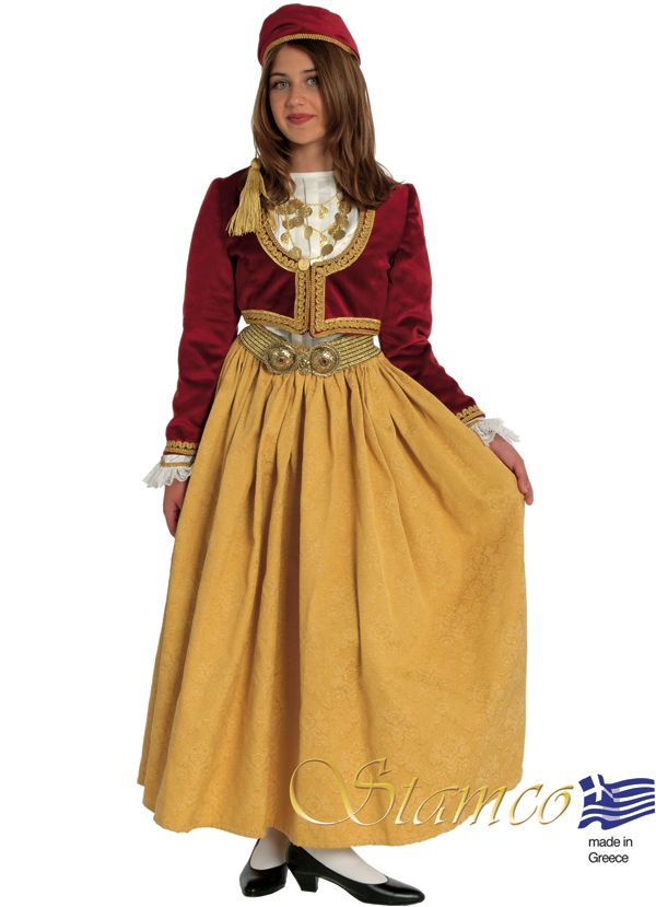 Girl on Amalia costume - 643096