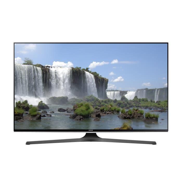SAMSUNG UE60J6200AKXZF TV LED Full HD pas cher Smart TV, 700PQI - 152cm - HDMI - Noir prix Téléviseur Cdiscount 899.99 €