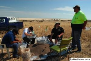 Flinders University Archaeologists work with the Ngarrindjeri to explore the land and protect its history.