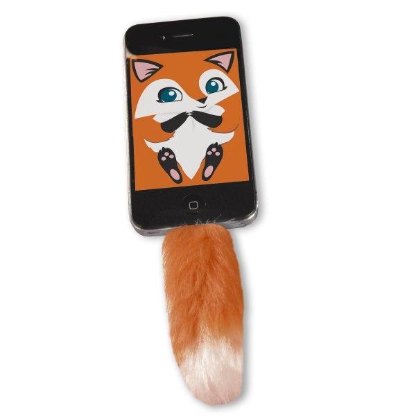 Fuchsschwanz Faux Tail für iPhone 3/4