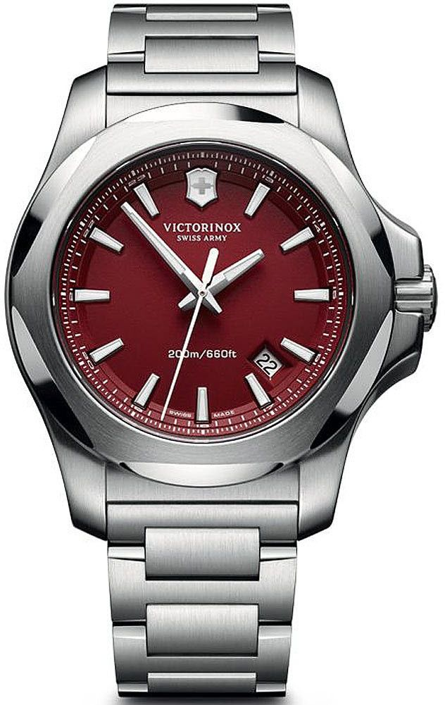 Victorinox Swiss Army Watch I N O X Bracelet Add Content