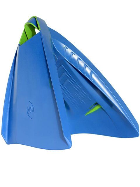Bodyboard fins, Bodysurfing fins, Swim Fins-POD 3 Evolution top-of-the-line performance asymmetric surfing fins available, foot size relative to blade length