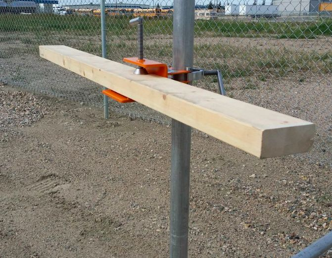 SaverTooth scaffold clamp - HomemadeTools.net