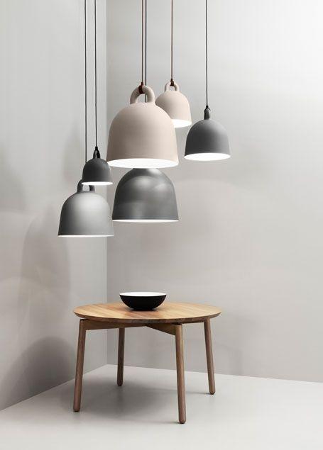 Normann-Copenhagen lamps table