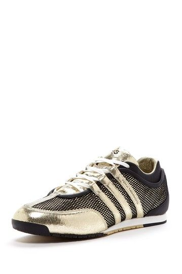 adidas Y-3 Boxing Trainer: Black & Gold