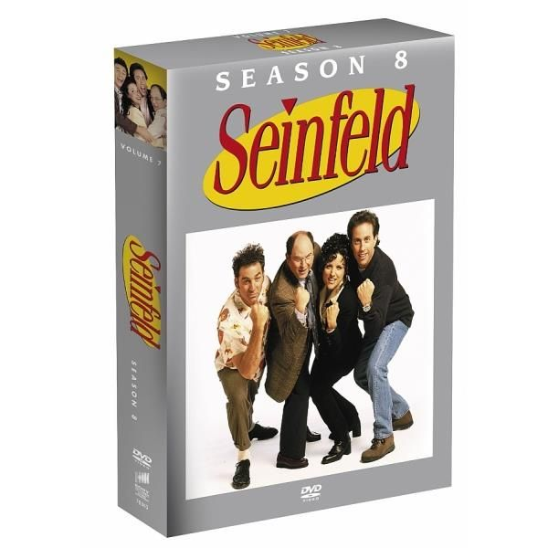http://ift.tt/2dNUwca | Seinfeld - Season 8 DVD | #Movies #film #trailers #blu-ray #dvd #tv #Comedy #Action #Adventure #Classics online movies watch movies  tv shows Science Fiction Kids & Family Mystery Thrillers #Romance film review movie reviews movies reviews