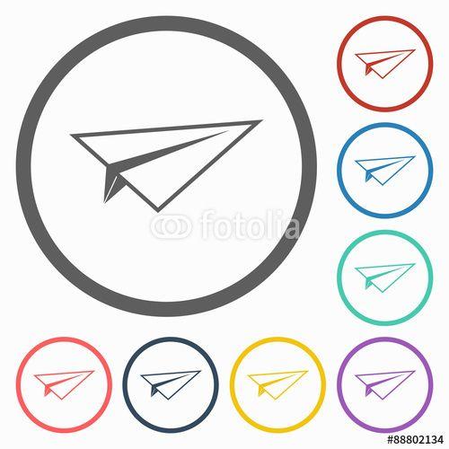 Best Paper Planes Logo Designs Sold Images On   Logo