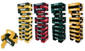Groupon - NFL Table Top Stackers by Wild Sports. Groupon deal price: $19.99