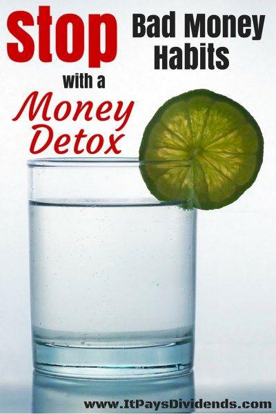 Stop Bad Money Habits with a Money Detox