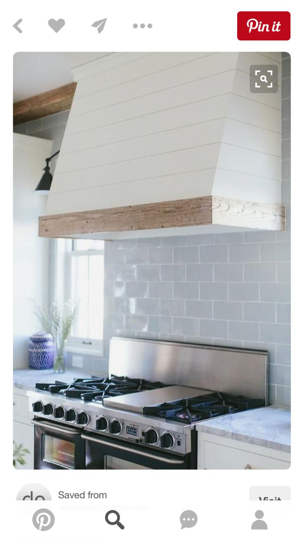 13 best oven hood images on Pinterest | Cooker hoods, Kitchen range ...