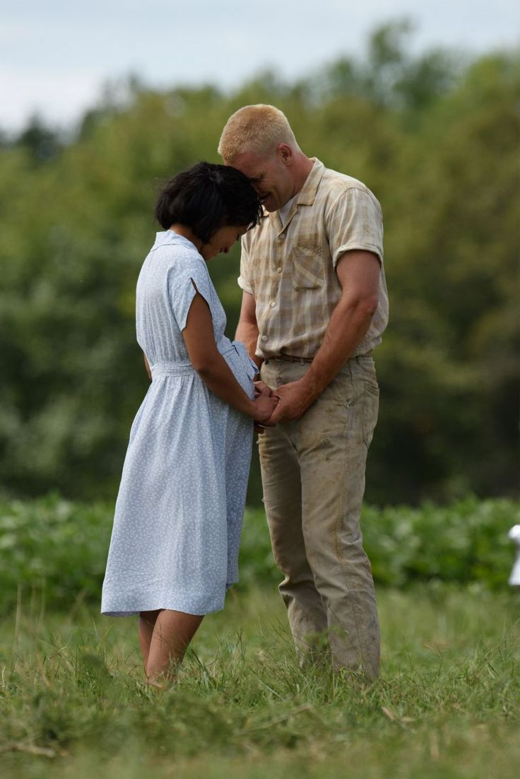 A first look at writer/director Jeff Nichols' LOVING starring Joel Edgerton and…