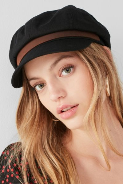 Brixton Montreal Moto Hat   Urban Outfitters