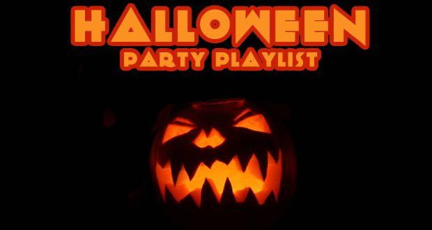 Best Halloween Playlist 2013!