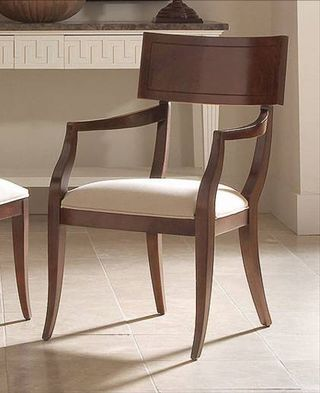 Klismos chair through the ages on pinterest chairs dining chairs