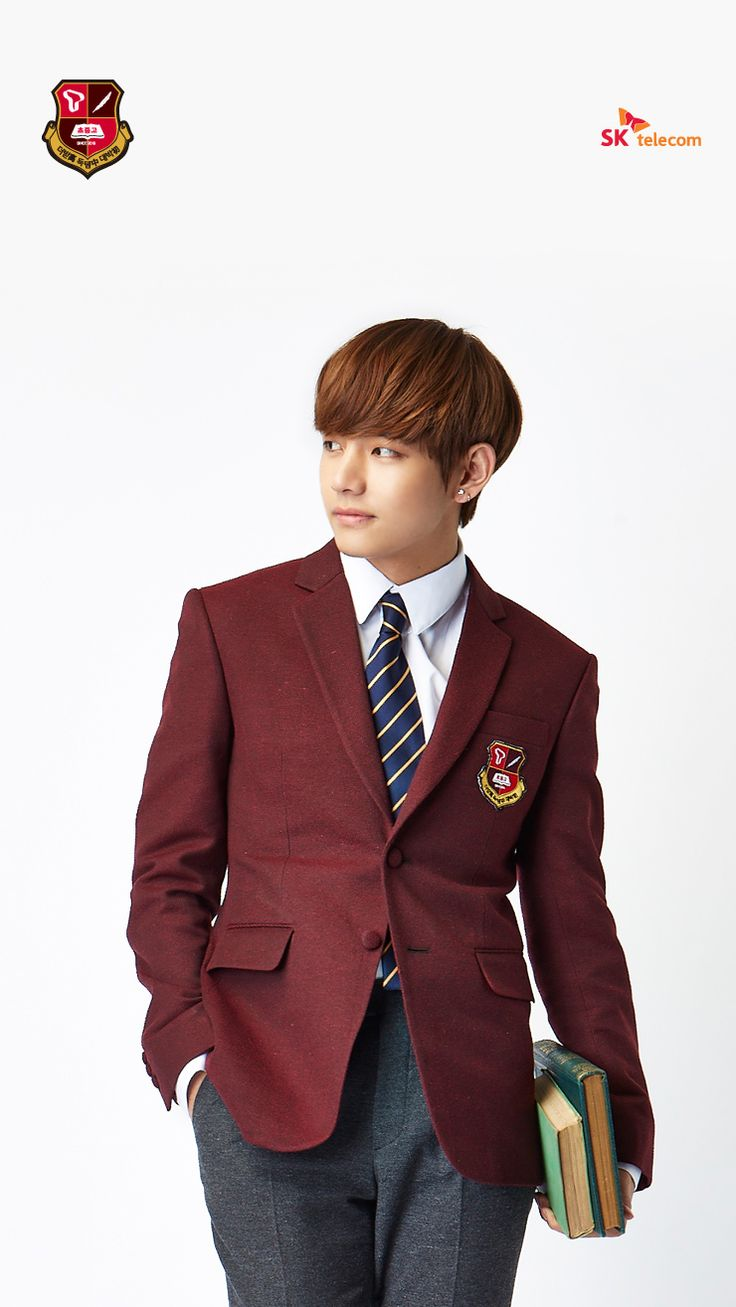 [Picture] BTS X SK Telecom Wallpaper [160302]  V