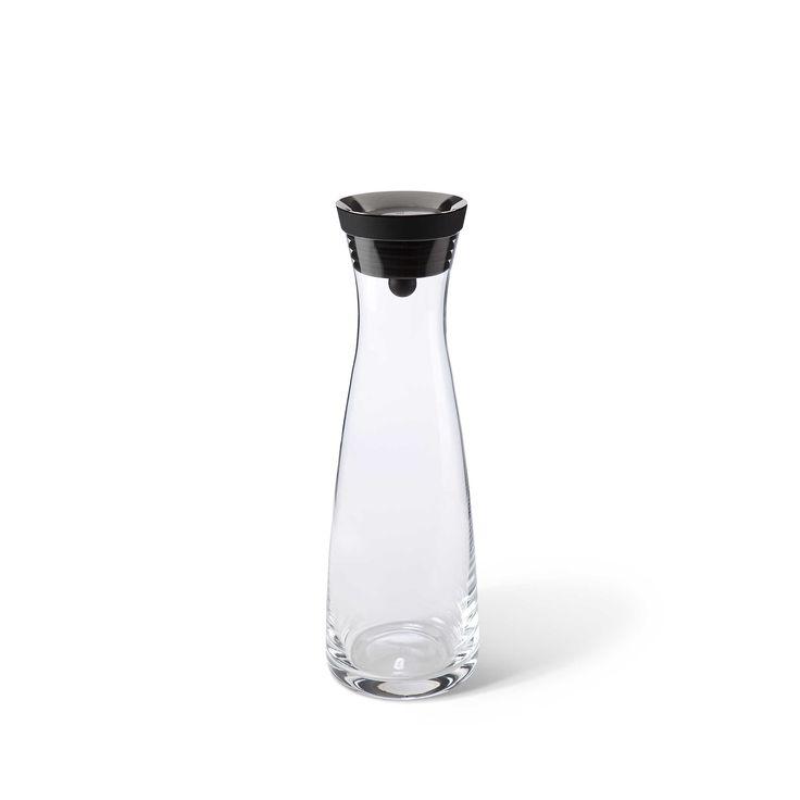 WMF Wasserkaraffe Basic 1,5l Transparent Glas