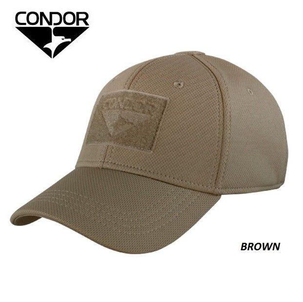 Condor FLEX Cap Coyote Brown - Tattici - Cappelli - Abbigliamento