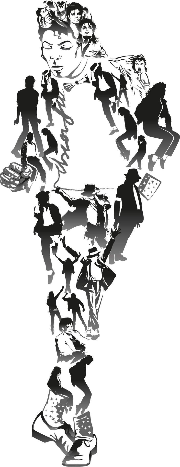 michael+jackson+silhouette | Micah Prose Honours Michael Jackson