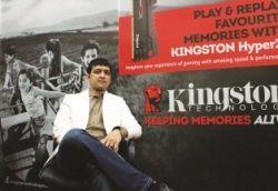 Impact of e-commerce on Indian Economy by Mr. Vishal Parekh, Marketing Director, Kingston Technology