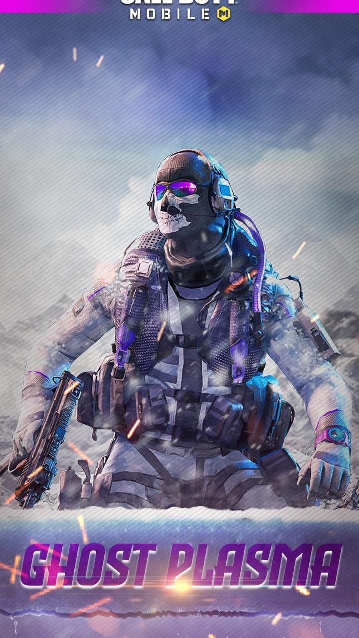 Ghost Plasma Call Of Duty Male Character 4k Wallpaper In 2021 Call Duty Black Ops Call Of Duty Call Of Duty Mobile
