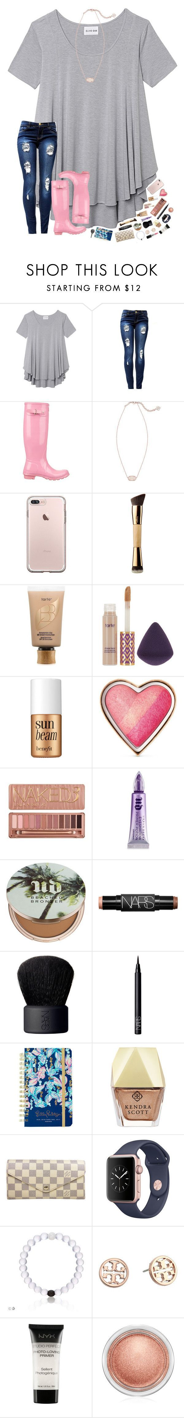 """""""new uggs>>>>>>>>>>"""" by hopemarlee ❤ liked on Polyvore featuring Olive + Oak, Hunter, Kendra Scott, tarte, Benefit, Too Faced Cosmetics, Urban Decay, NARS Cosmetics, Lilly Pulitzer and Louis Vuitton"""