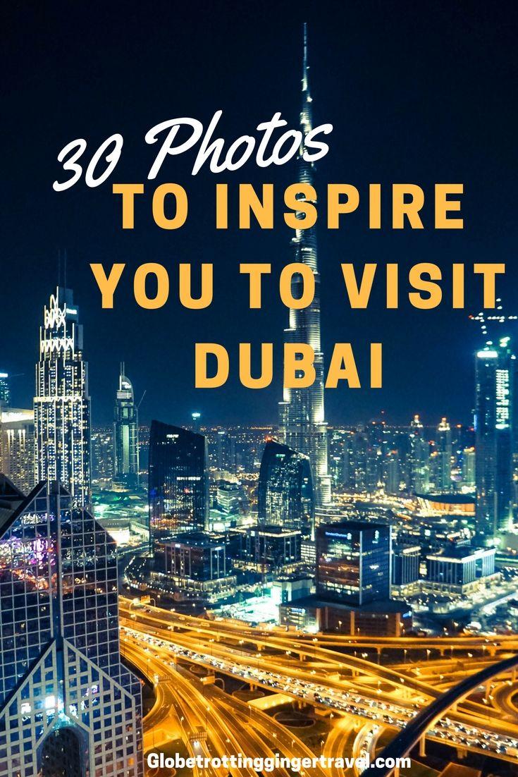30 photos of Dubai
