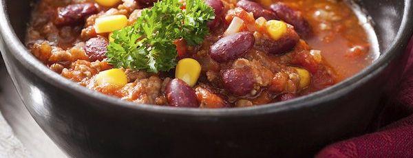 Recette Chili Végétarien à la Mijoteuse